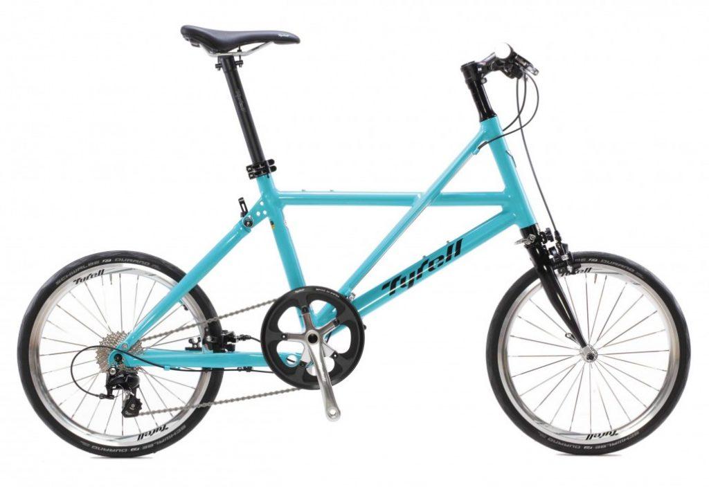Tyrell Bike Minivelo Dari Negeri Sakura Portalsepeda
