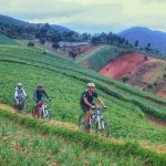 Gowes XC Track Firdaus via Cibanteng