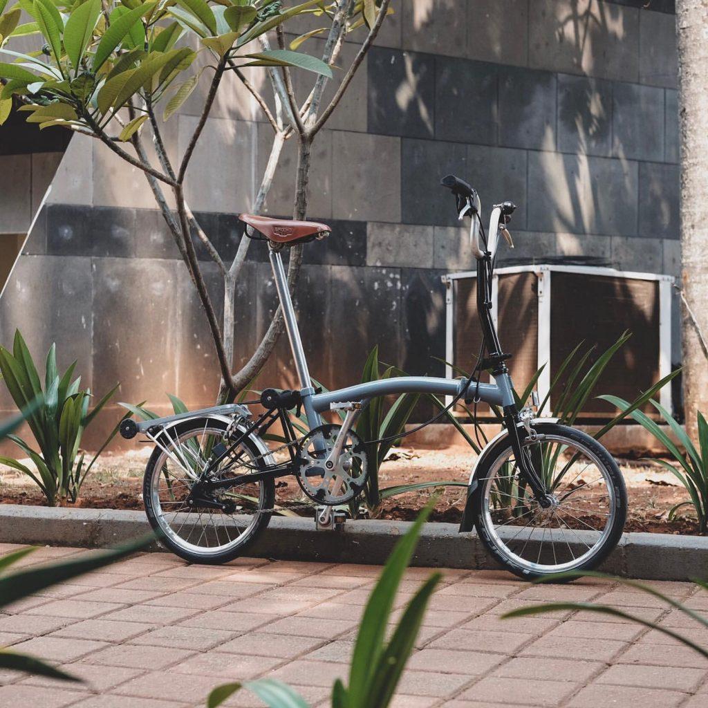 Element Pikes Semakin Diminati Penggemar Sepeda Lipat Di Indonesia Portalsepeda
