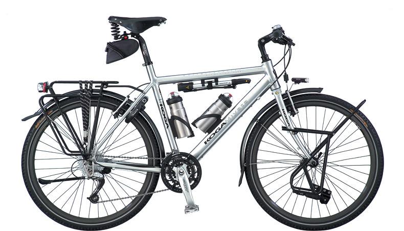 Penggunaan Standar Pada Sepeda Touring Portalsepeda