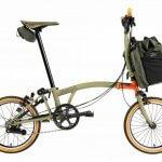 Brompton Explore, Sepeda Penumpang Garuda