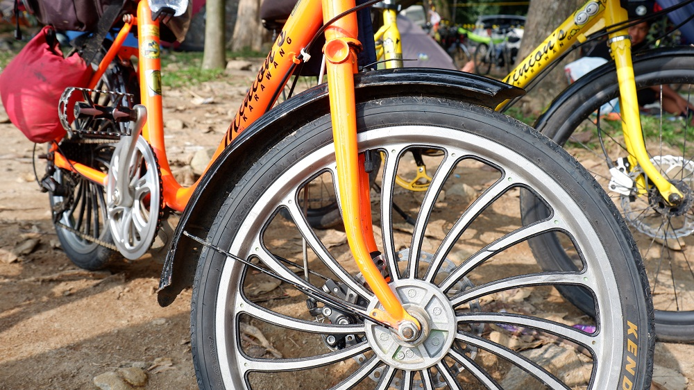 Semok Sepeda Minions Karawang Touring Menggunakan Sepeda Mini Page 2 Of 2 Portalsepeda
