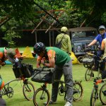Mengenal BOGI (Brompton Owners Group Indonesia) Sambil Gobar Brompton Explorer Indonesia