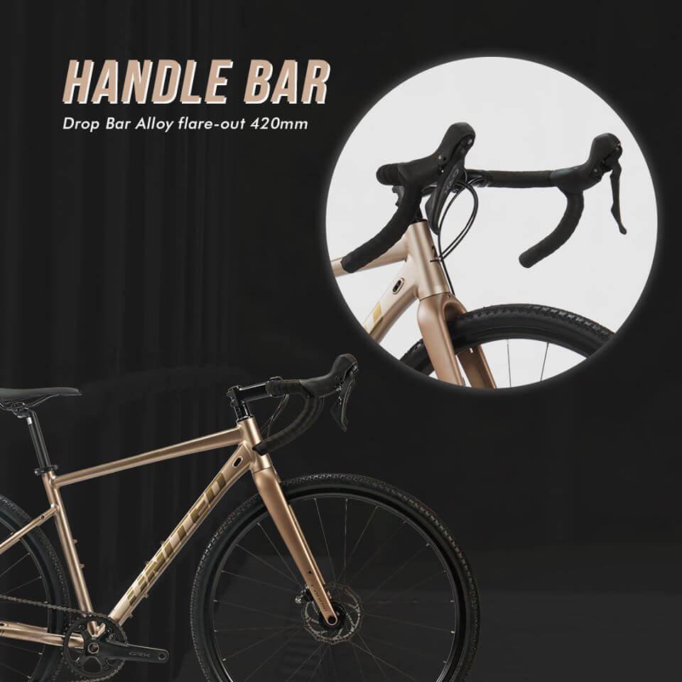 United Gavriil, Gravel Bike Perdana Dari United – portalsepeda