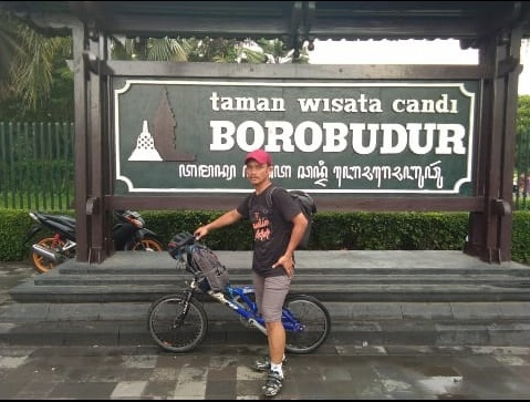 Gowes Bandung Jogja Pakai Bmx Cuma 2 Hari Portalsepeda