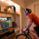 Bersepeda Di Rumah Dengan Zwift (bagian 1/2)
