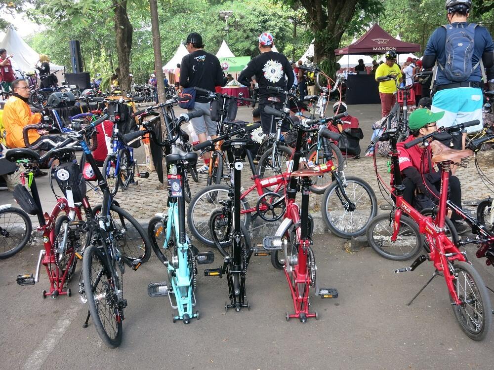 Rekomendasi Sepeda Lipat Harga 4 Jutaan Portalsepeda
