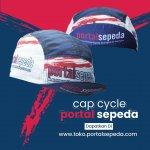 Cycling Cap Portal Sepeda