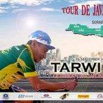 """Tour de Java 1.100 Km is Back"", Tarwi (79) Akan Gowes Surabaya-Jakarta"