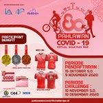 PAHLAWAN COVID-19 Virtual Walk Run Ride