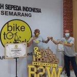 Rumah Sepeda Indonesia ke-2 Diresmikan di Semarang