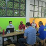 Diskusi Menjajaki Dukungan Untuk Kegiatan Bersepeda di Bandung