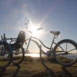 """""""Bike Chair"""", Sepeda Roda Tiga Untuk Membawa Seseorang Dengan Mobilitas Terbatas"""