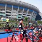 FTI Jabar Sukses Menggelar Bandung Duathlon 2021 di GBLA