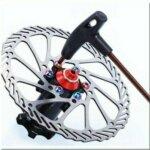 Tips Memilih Rotor (Cakram) Sepeda Disc Brake
