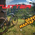 #BikeReview: TWITTER GRAVEL, Setangguh Apa?